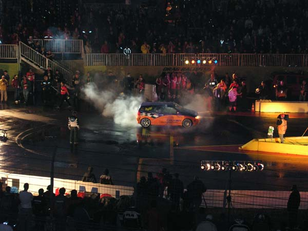 Drag Racing, Hockenheim 2004
